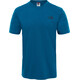 The North Face M's Simple Dome S/S Tee Blue Coral
